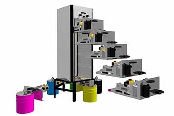 Sistema de Lavado Automático I-ACS