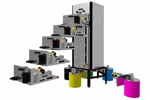 Sistema De Lavado Automatico Para Flexografía 3